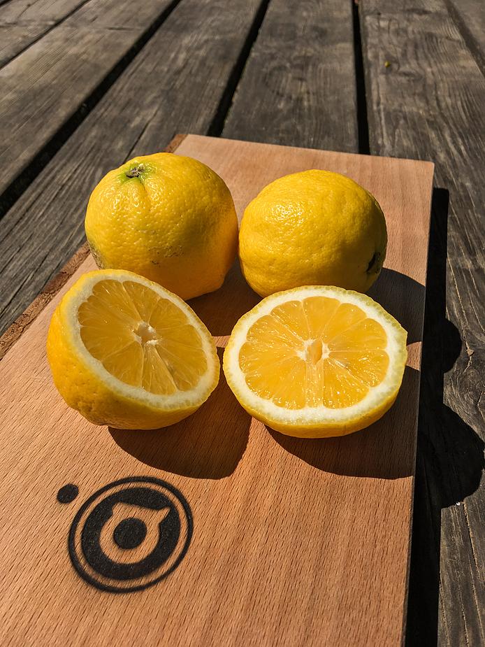 Sød citron