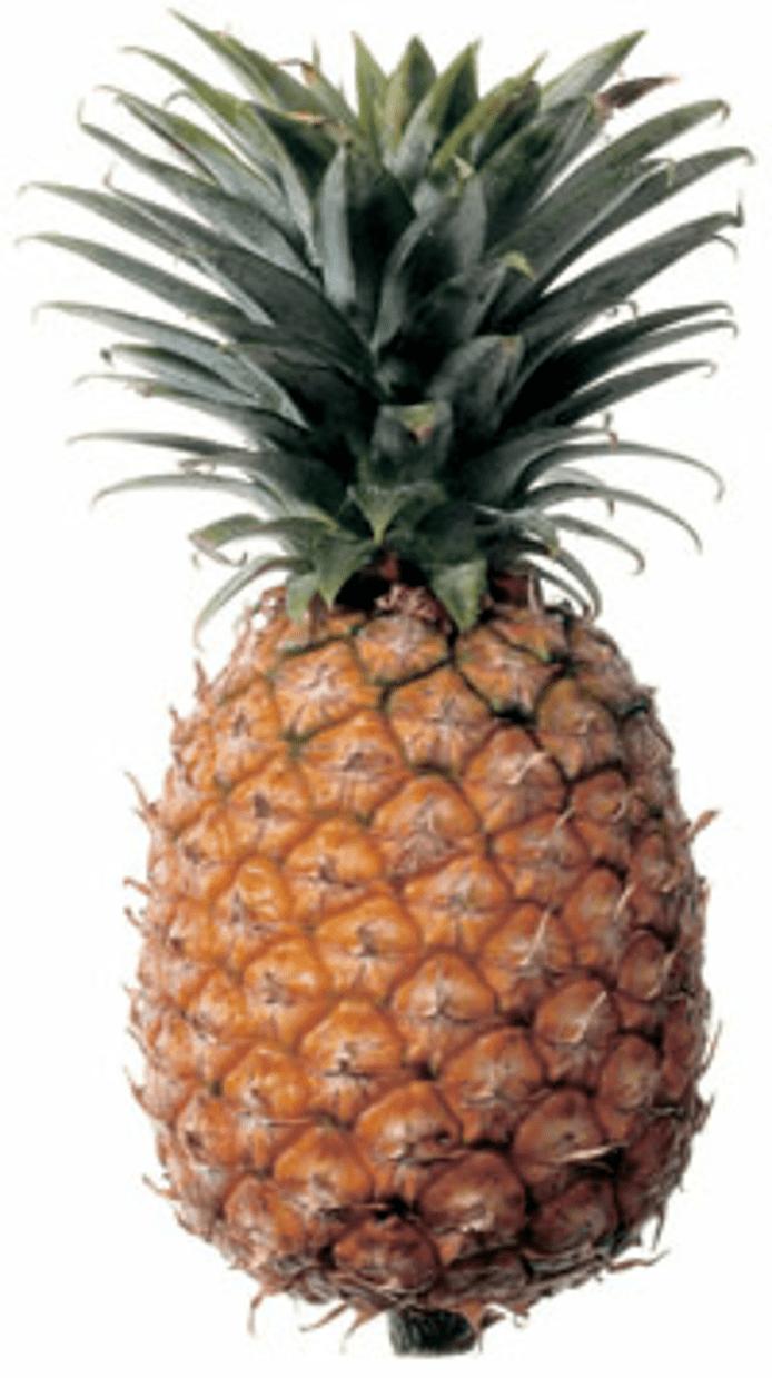 ananasjuice bra för