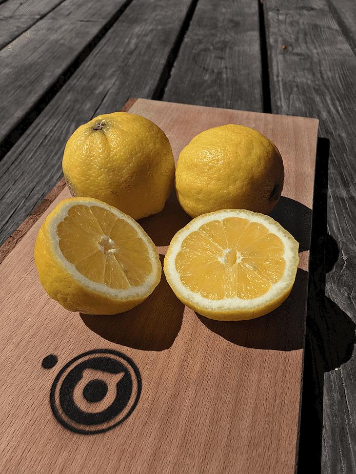 Söt citron (Limone dolce)