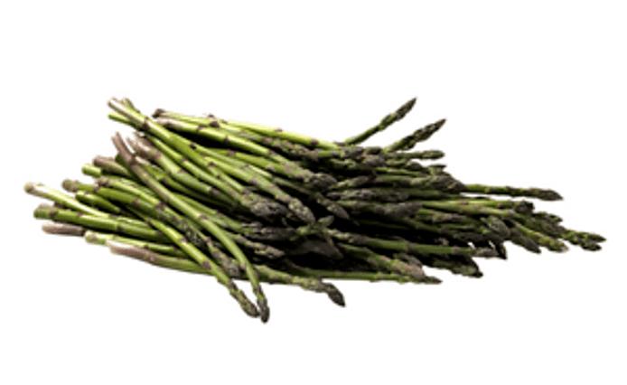 Sparris – grön