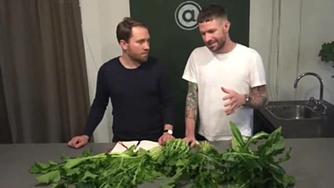 Morten og de bitre planter