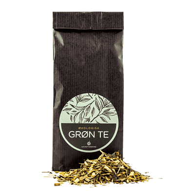 Aarstidernes grønne te