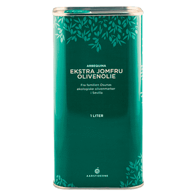 Arbequina-olivolja