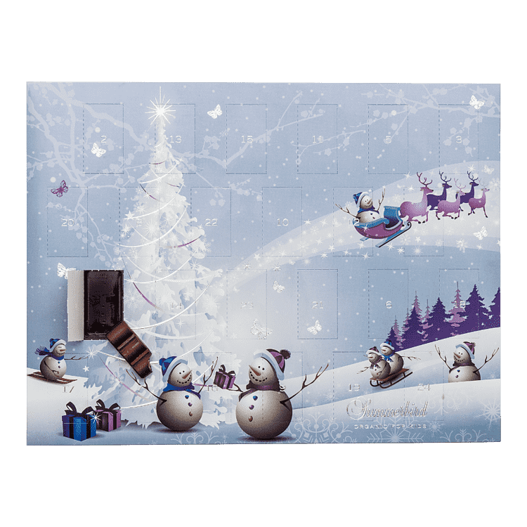 Barnchokladkalender