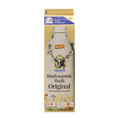 Biodynamisk gårdmælk