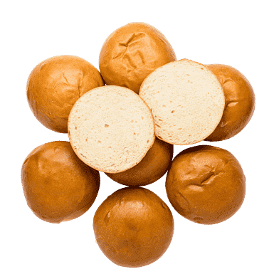 Brioche-burgerboller