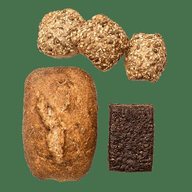 Bröd till 3 personer