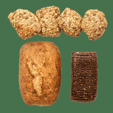 Bröd till 4-5 personer