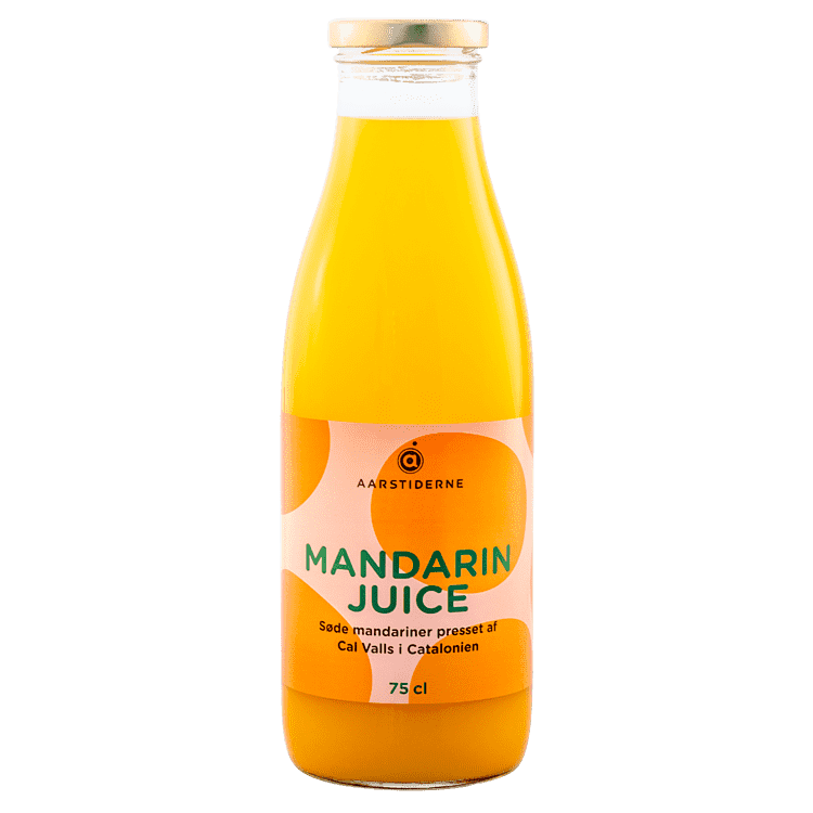 Mandarinjuice