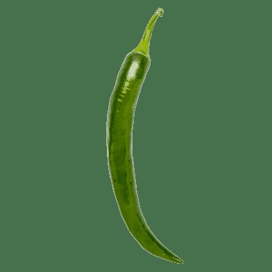 Chili, grøn