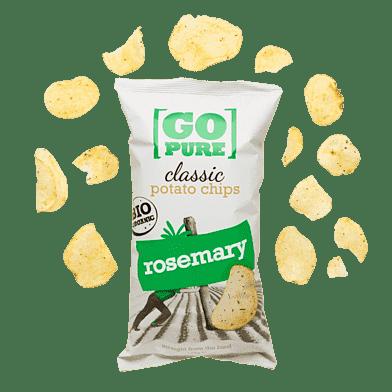 Chips med rosmarin