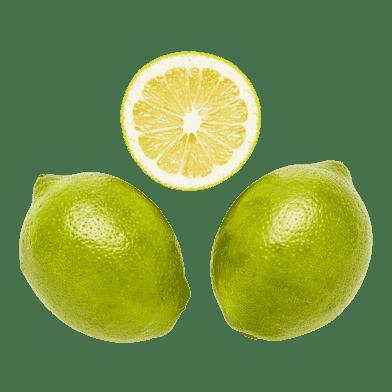 Citroner, grønne