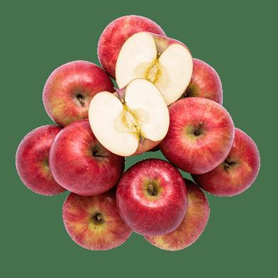 Crimson Snow-äpplen