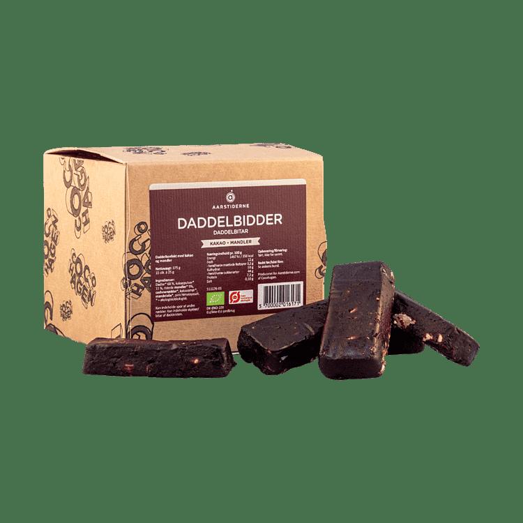 Daddelbidder Kakao-Mandel