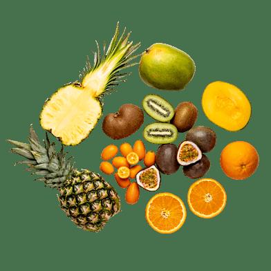 Exotiska Fruktpåsen