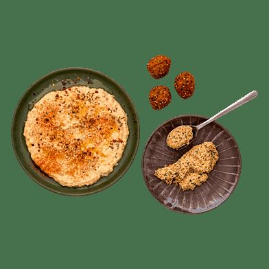 Hummus- og falafelKassen
