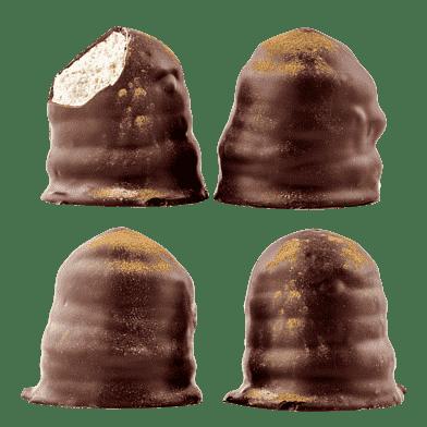Flødeboller – Lakrids