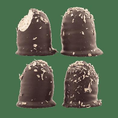 Flødeboller – Rødgrød