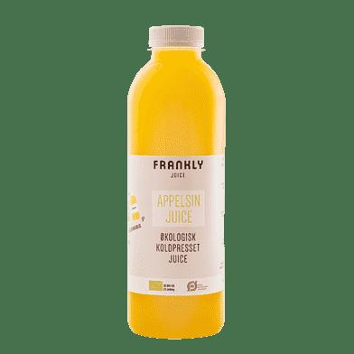 Frankly appelsinjuice