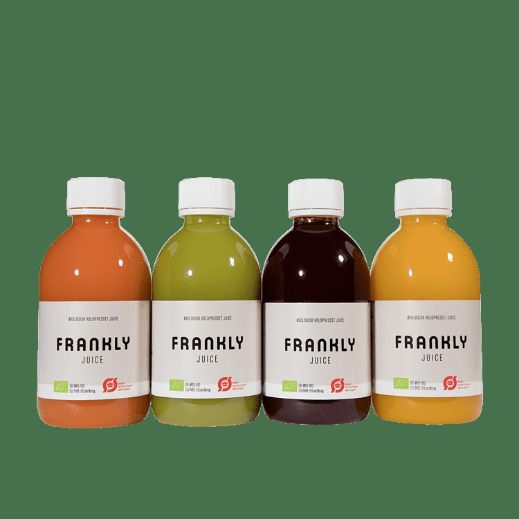 färskpressad juice hållbarhet