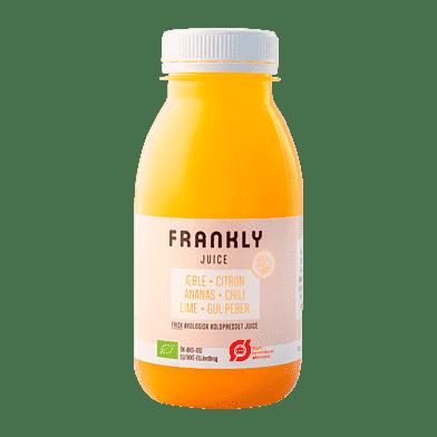 Frankly juice m. gul peberfrugt