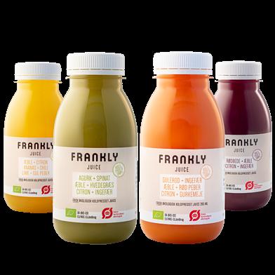 Frankly JuiceKassen