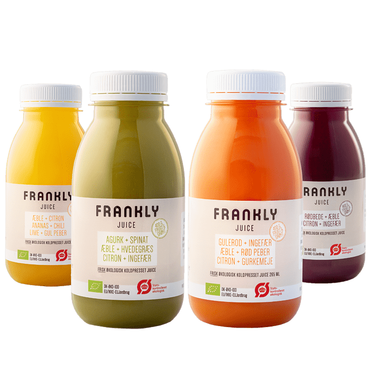 Frankly JuiceKassen