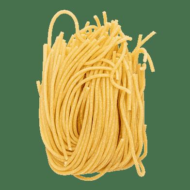 Frisk bigoli-pasta