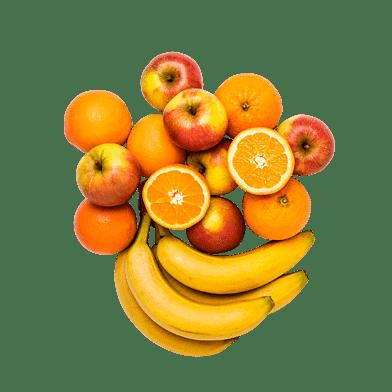 Frugt til 1-2 personer