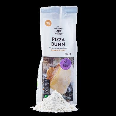 Bagemix til glutenfri pizzabund