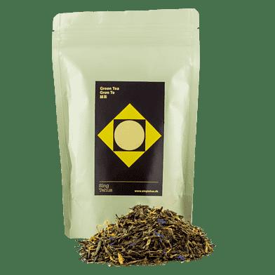 Grøn te – Solhverv