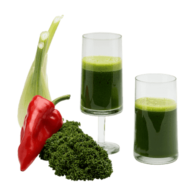 Gröna Juicelådan