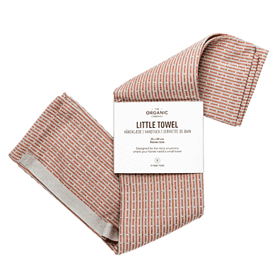 Håndklæde, lille