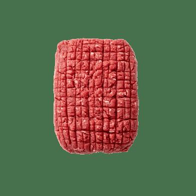 Hakket kalvekød