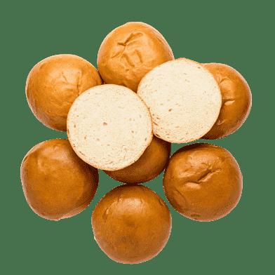 Hamburgerbröd Brioche