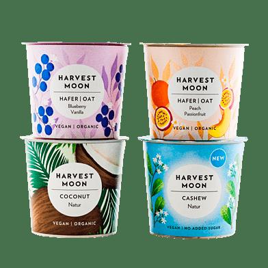 Harvest Moon yoghurt - 4 st