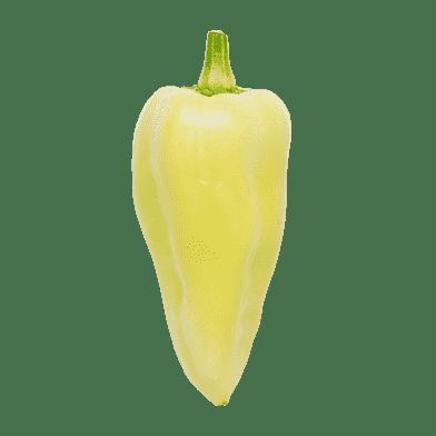 Hvid 'Hungarian' peberfrugt