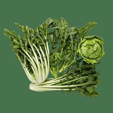 Italienska Grönsakslådan