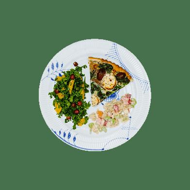 Julemåltidskasse vegetar
