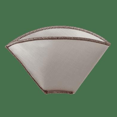 Kaffefilter, rustfrit stål