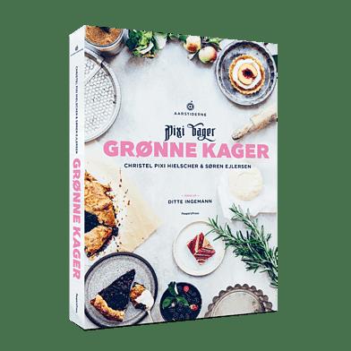 Pixi bager grønne kager