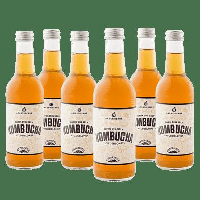 Kombucha – Hyldeblomst