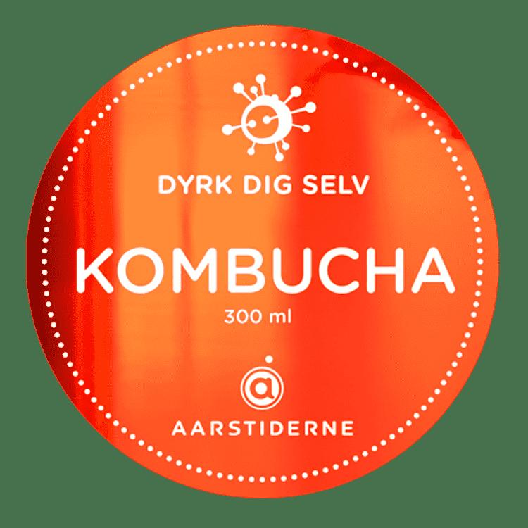 Kombucha SmageKassen