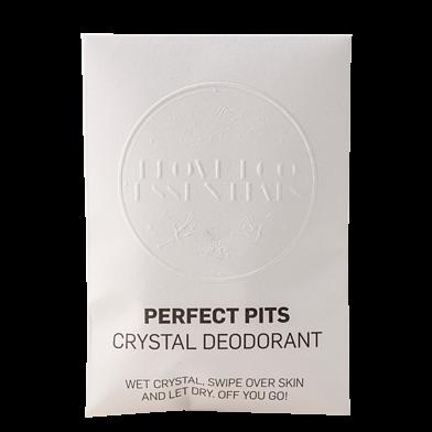 Krystal deodorant