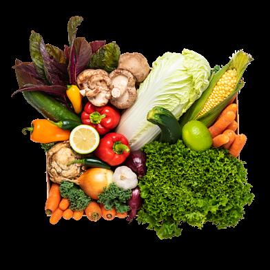 GrøntKassen uden kartofler