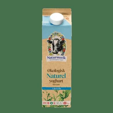 Laktosefri yoghurt naturel 0,5 %