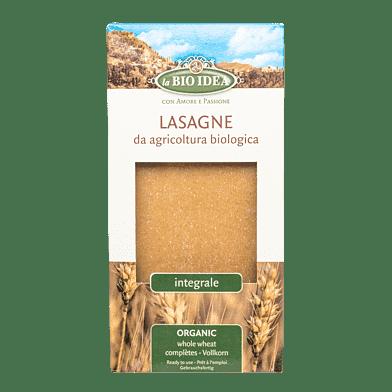 Lasagneplader, fuldkorn