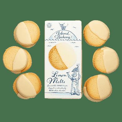 Lemon Melt Cookies