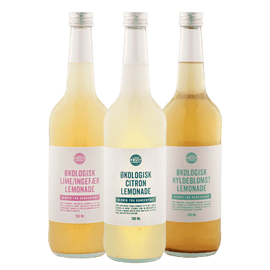 Lemonade Smagekasse