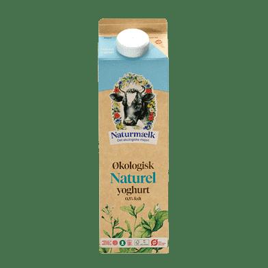 Yoghurt naturel 0,5 %